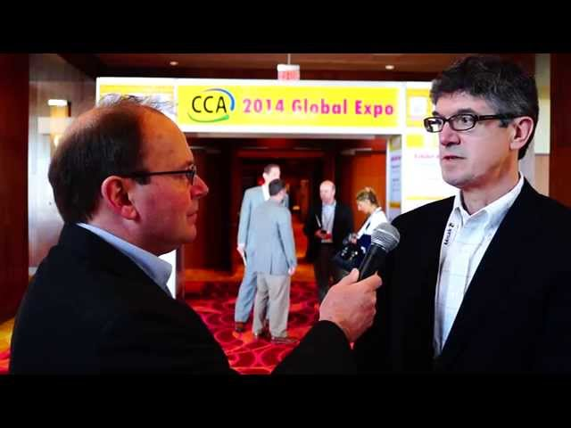 John Dubois, Sales Director for Comfone, interviewed on how Comfone will enable rural carriers to have LTE.