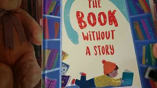 Mrs. Annie Reads: A Book Without A Story by Carolina Rabei