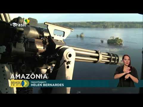 Forças Armadas seguem na Amazônia até novembro