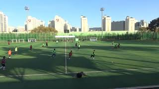12.09.2018 (All Star Game .1) US COLLEGE SOCCER SHOWCASE in KOREA (KSA)