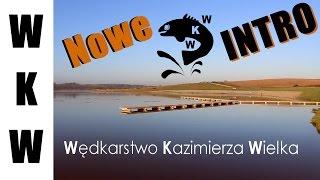 preview picture of video 'Nowe intro kanału Wędkarstwo Kazimierza Wielka|Kanał Wędkarski|Filmy Wędkarskie'