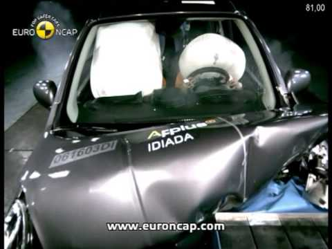 Euro NCAP | Nissan Note | 2006 | Crash Test Mp3