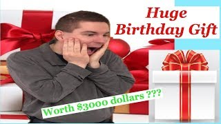 HUGE 40th Birthday Surprise Gift For My Husband+ Room Tour+ Katas Ng YouTube