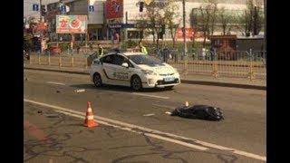 Смертельное ДТП с водителем-пешеходом