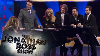 Let's Get Ready To Rumble Jazz Version - The Jonathan Ross Show