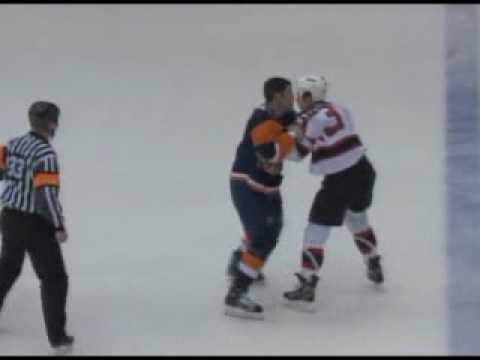 David Clarkson vs Bill Guerin