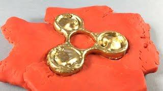 SPINNER de Oro Casero