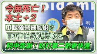 日本5度贈台AZ、適度鬆綁防疫