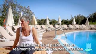 preview picture of video 'Hotel Fuerte Grazalema Ronda client video reviews - 3'