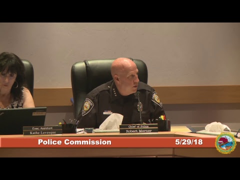 Police Commission 5.29.18