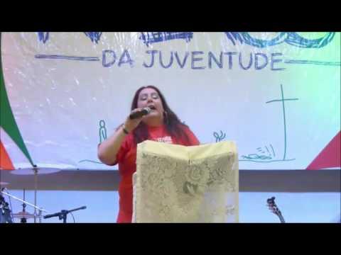 Kairós 2016 | 5ª Pregação - Valéria Godoy  + Adoração