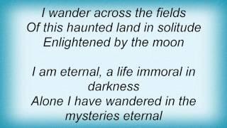 Dark Funeral - Dark Are The Path's To Eternity Lyrics