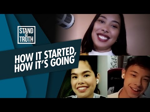 [GMA]  Stand for Truth: 'How it started, how it's going' challenge!