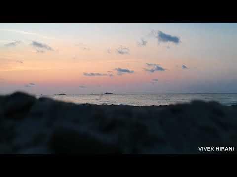 DJI Spark Drone Ibiza Sunrise Project 2017 1080p