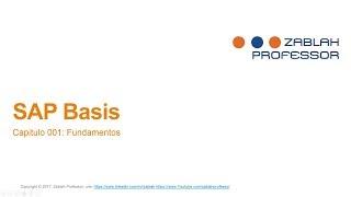 Curso SAP Basis Gratis - Capitulo 001 - Fundamentos