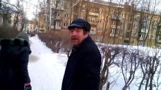 Тупой алкаш)))