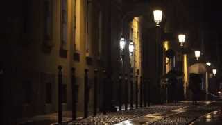 preview picture of video 'Gocce di luce - Novara di notte'