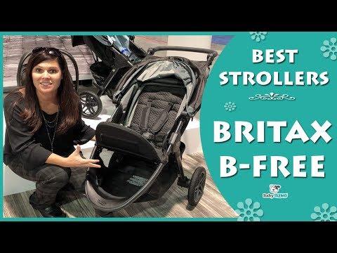 BEST STROLLERS | BRITAX B-FREE Stroller Sneak Peak