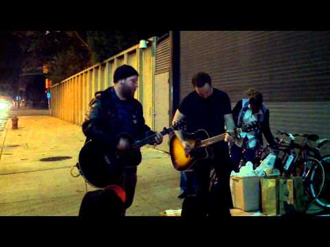 "Corporate Hearts - ""Manufactured Fear"" [Live outside The Roundhouse, 10/23/11]"
