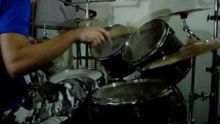 Fall of the Leafe - Blind Carbon Copies (Drum Cover)