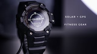 THE TOUGHEST SMART WATCH   G-Squad GBD-H1000 G-Shock