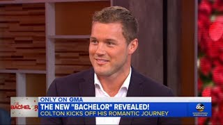 Colton Underwood is the new Bachelor 2019