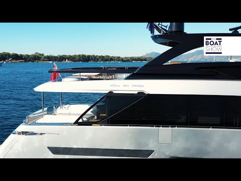 RIVA 90 ARGO - Exclusive Yacht Review and Interiors - The Boat Show
