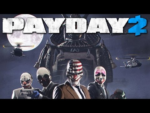 Payday 2 : Shadow Raid PC