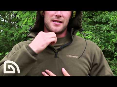 Trakker ELITE TWOPIECE UNDERSUIT - Két részes vastag alsóruha szett videó