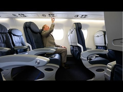 Video Tour See Inside Of American S New Embraer E175