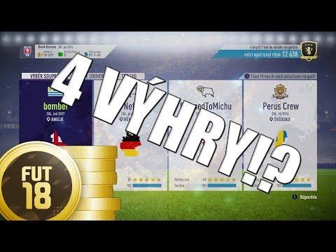FIFA 18   Ultimate Team-SQUAD BATTLES-JEDNODUCHÁ CESTA K PACKŮM A COINŮM!   CZ/SK