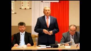 LI sesja Rady Gminy Chorkówka