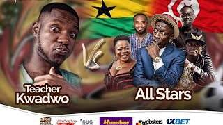 Black Stars di$gr@ce at Afcon + Shatta Wale & Country Man Songo.藍