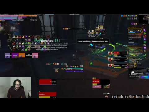 Josh's New Year Stream | Top World of Warcraft Twitch Clips