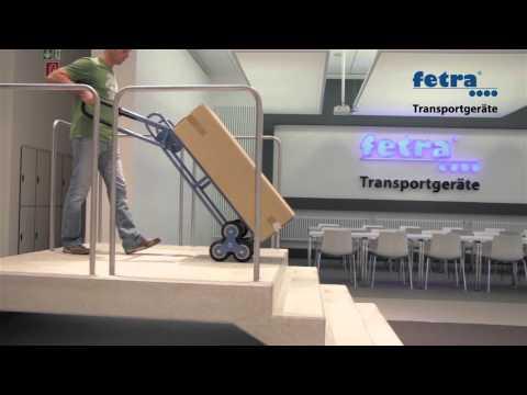 fetra - ERGO-Treppenkarre