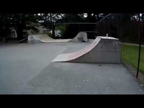 Skatepark Tours: Luther Hill Skatepark (Spencer, MA) by Joshua Corvinus
