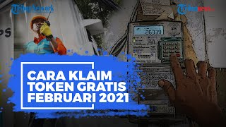 Cara Klaim Token Listrik Gratis PLN Februari 2021, Akses Melalui stimulus.pln.co.id
