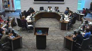 Watch Special Board Meeting on Youtube.