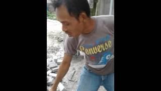 TKW Malaysia Yg Pandai Ikat Batu Bata