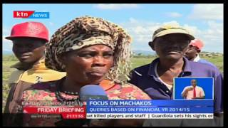 47 DAYS OF ACCOUNTABILITY: Machakos County govt accused of drilling many incomplete boreholes