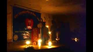 Adoramus te O Christe (Bangali version) - Taize Song - In DYD 2014 Dhaka Diocese, Bangladesh