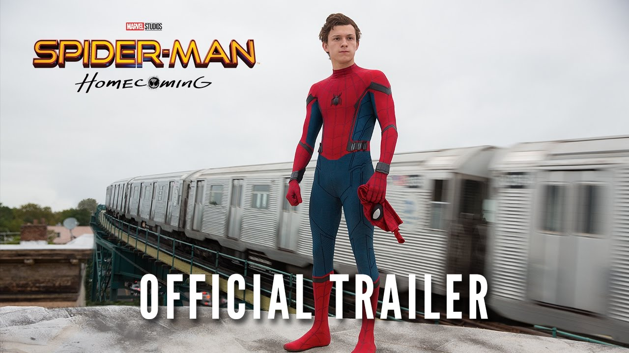 Movie Trailer: Spider-Man: Homecoming (2017)