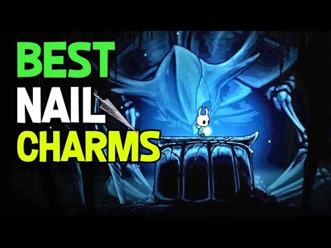 548b1f0fe Hollow Knight- Best Charms for Nail Damage + Charm Locations - Relyea