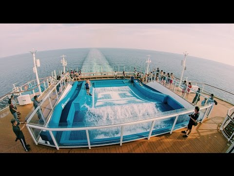Asian Cruise 2017 – Singapore, Thailand, and Malaysia – GoPro