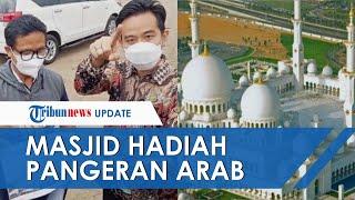 Masjid Hadiah dari Pangeran Arab untuk Jokowi Dibangun di Solo, Diproyeksi Tampung 12 Ribu Jemaah
