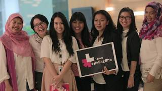 The power of an individual HeForShe