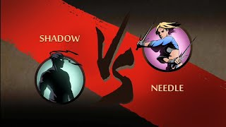 Shadow Fight 2 : Lynx - Third Bodyguard Fight HD фото
