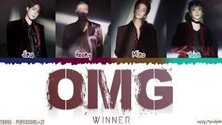 WINNER - 'OMG' Lyrics [Color Coded_Han_Rom_Eng