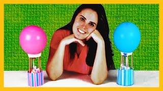 Neste vídeo você aprende passo a passo como fazer um lindo centro de mesa de balão e EVA. É super fácil de fazer e fica barato!!! www.amofestas.com facebook.com/amofestas