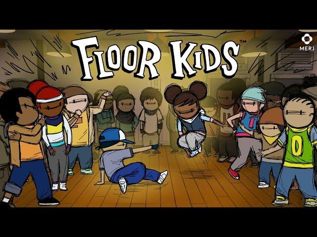 Floor Kids Gameplay Highlights Trailer North American Version